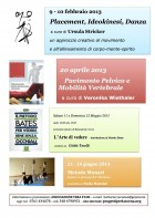 week-end 2013 - www.progettiperlascena.org