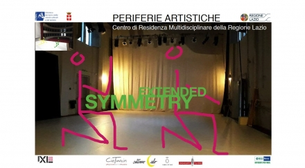 9 settembre   EXTENDED SYMMETRY - www.progettiperlascena.org